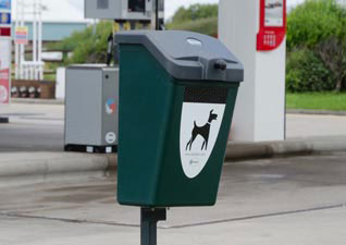 Fido pet waste station
