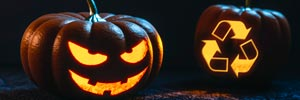 5 tips to be EEK-o friendly this Halloween