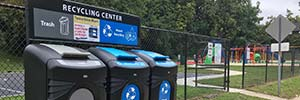 Nexus City 64G Takes Recycling to Capitol Heights