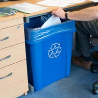 Oack of 5 Eco Nexys Recycling Bins