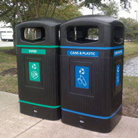 Glasdon Jubilee Recycling Range