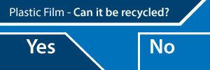Plastic film recycling – think beyond the plastic bag