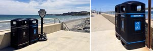 Keeping Nantasket Beach beautiful