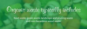 Become a success at organic waste recycling
