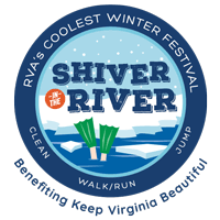 Shiver in the River Keep Virginia Beautiful Logo