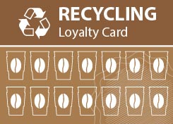 coffee cup recycling scheme