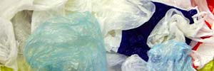 How can I reduce plastic bag waste?