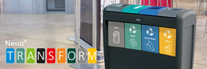 New Nexus® Transform Range is a step forward in Waste Separation