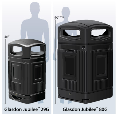 Glasdon Jubilee family scale