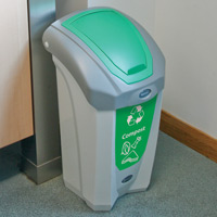 Nexus 8G Compost Recycling Container