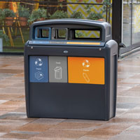 Nexus® Transform City Trio Recycling Bin