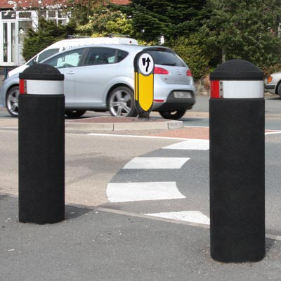 Flexible Bollards
