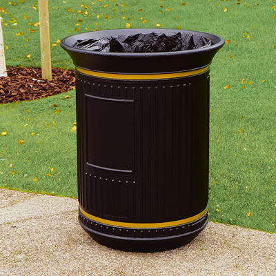 Canyon 50G Outdoor Trash Can