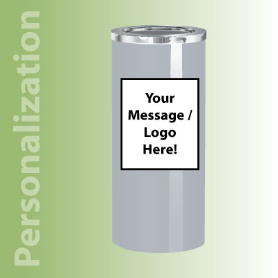 Cedar® Recycling Containers Personalization