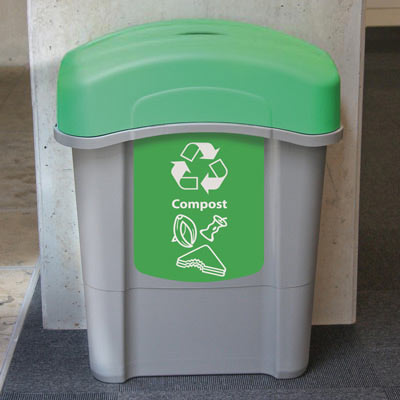Eco Nexus® 16G Food Compost Bin
