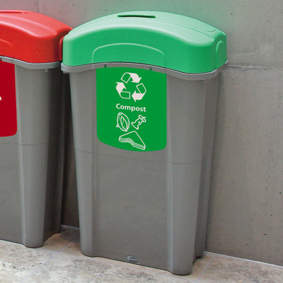 Eco Nexus® 23G Food Waste Recycling Bin