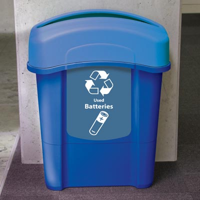 Eco Nexus® 16G Battery Recycle Bin
