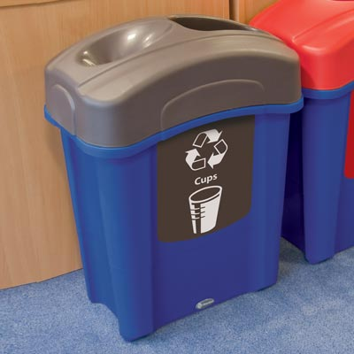 Eco Nexus® 16G Cup Recycling Bin
