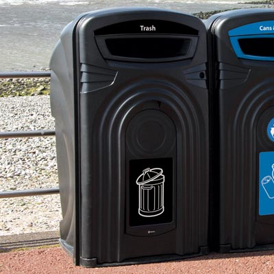 Nexus® 96G Trash Recycling Container