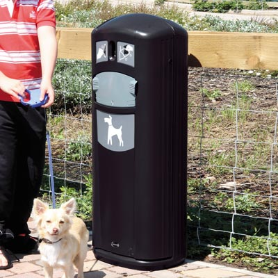 Retriever City™ Pet Waste Station