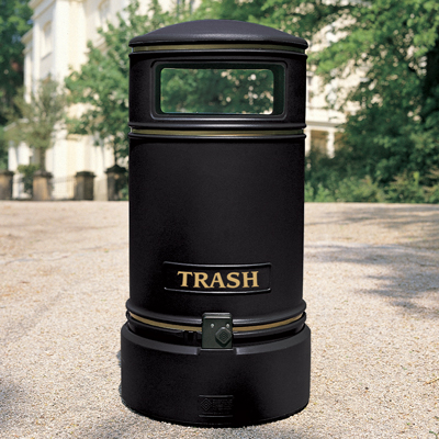 Topsy Jubilee™ Trash Can