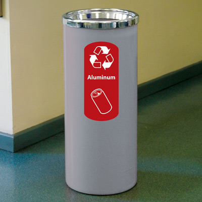 Cedar™ Can Recycling Container