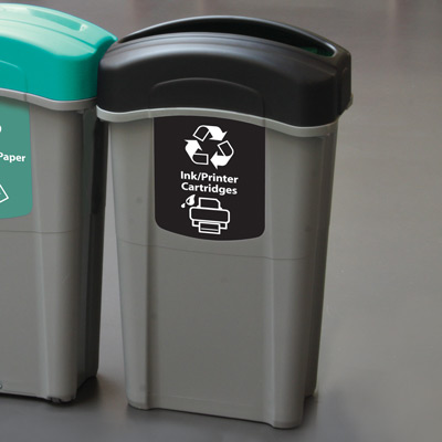 Eco Nexus® 23G Ink/Printer Cartridges Recycling Container