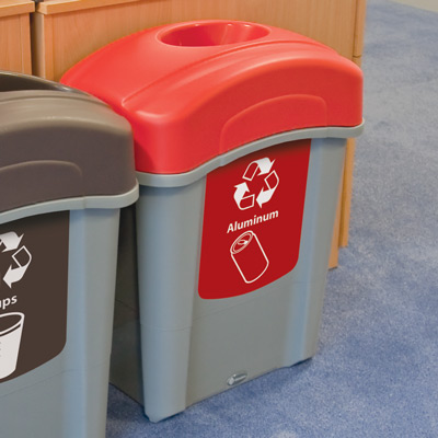 Eco Nexus® 16G Can Recycling Bin