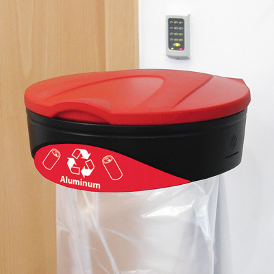 Glasdon Orbit™ Can Recycling Bin