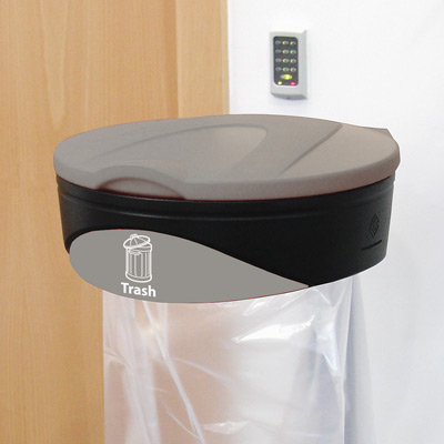 Glasdon Orbit Trash Bag Holder