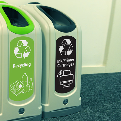 Nexus® 13G Ink/Printer Cartridges Recycling Bin