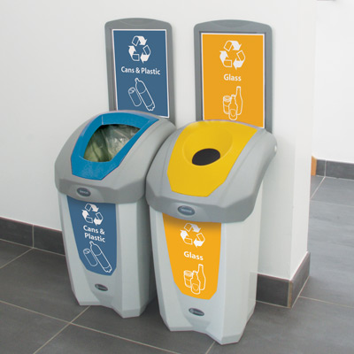 Nexus® 8G Recycling Containers