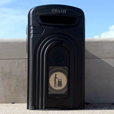 Nexus® 96G Trash Can