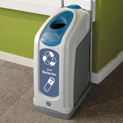 Nexus® 13G Battery Recycle Bin