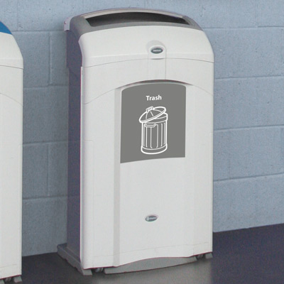Nexus® 26G Trash Recycling Bin
