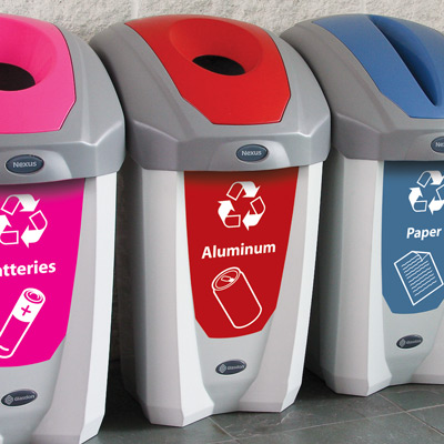 Nexus® 8G Can Recycling Bin