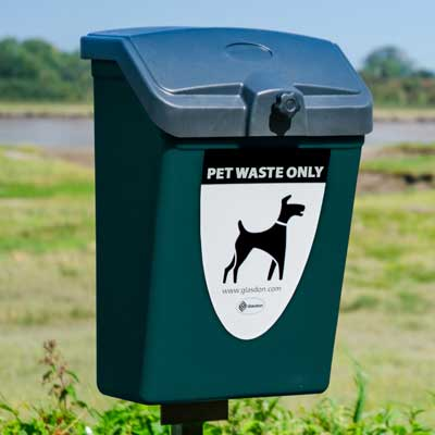 Fido™ 7 Gallon Pet Waste Station